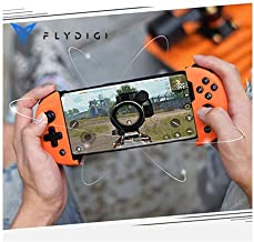 Flydigi Wee2T Mobile Game Controller Telescopic for Android of MOBA, Unique Tensile Design, Compatible with The Mobile of ...