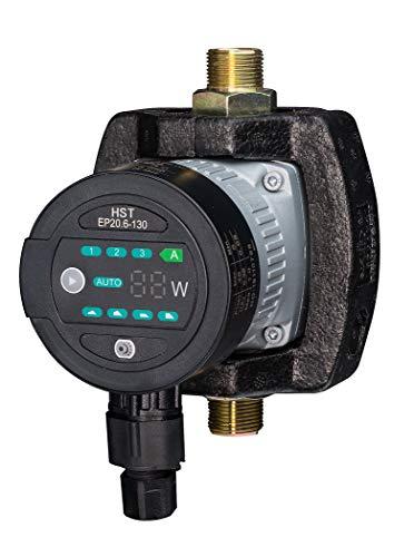 HST | Hocheffiziente Heizungspumpe | Umwälzpumpe | HST EP 20-60 / 130 mm | 6 Meter Förderhöhe