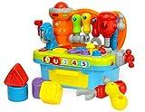 PrimeToy - Banco da lavoro musicale per bambini, 18 mesi...