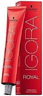 Schwarzkopf IGORA ROYAL Permanent Color Creme (5-00 Light Brown Natural Extra)