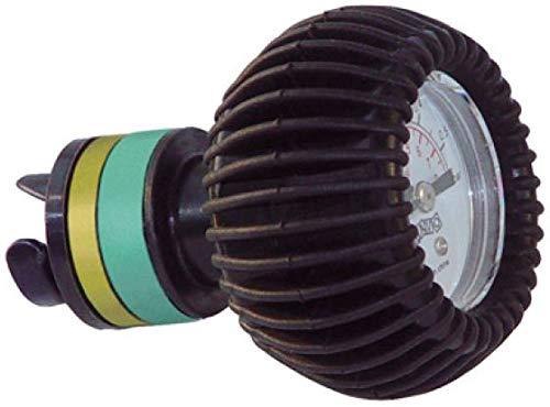 Bravo SP119 ADJ-Manometer für Push Push Ventile, Druck:bis 0.5 bar