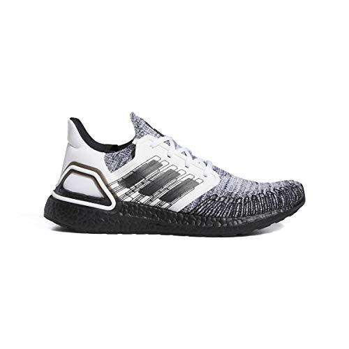 adidas Ultraboost 20 Shoe - Men's FTWR White/Core Black/FTWR White, 8.0
