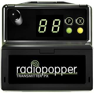 RadioPopper PX-T PX Transmitter (Black)