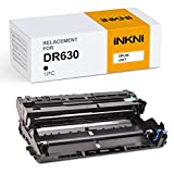 INKNI Compatible Drum Unit Replacement for Brother DR630 DR-630 for MFC-L2700DW HL-L2380DW DCP-L2540DW MFC-L2740DW MFC-L2705DW HL-L2340DW HL-L2300D HL-L2360DW HL-L2320D MFC-L2685DW (Black,1-Pack)