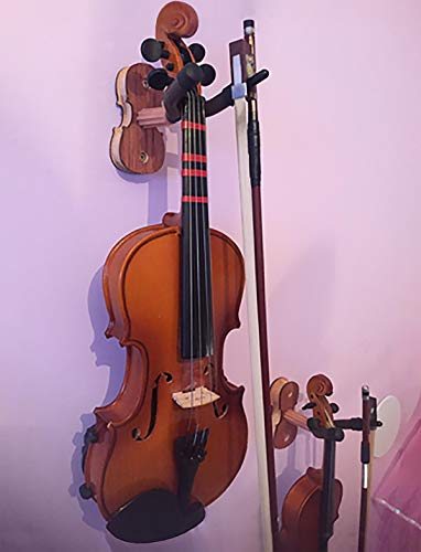 Guitar Stand Wall Hanger Wood Acoustic Guitar Stand,violin Ukuleles Stand,Classical Electric Guitar Stand,Portable Bass Banjo Stand,Guitar Stand Holder for Guitars,Violin Ukuleles Cello Mandolin