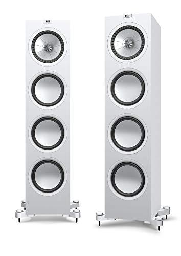 KEF Q950 Weiss Lautsprecher Paar, HiFi | Heimkino | Standlautsprecher | Boxen | Stereo | High End | 3-Wege