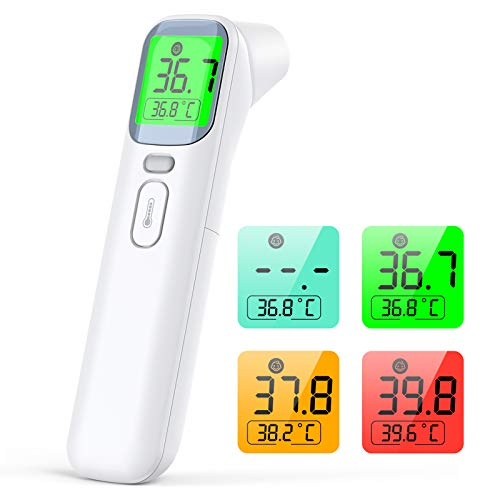 Thermometer for Adults, Non Contact Ear and Forehead Thermometer, Digital...