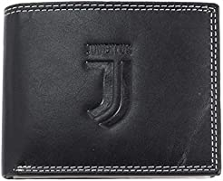 Juventus FC, Portafoglio Slim Nessun Genere, Nero, S
