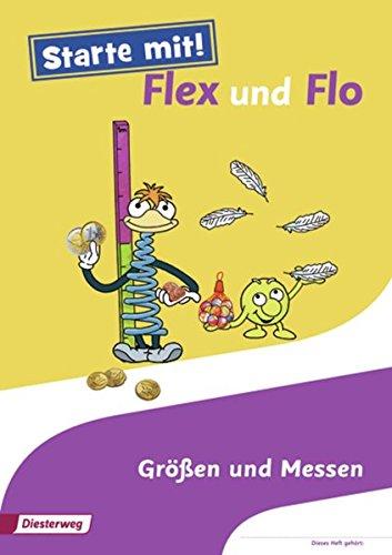 Starte mit! Flex und Flo: Themenheft Größen und Messen