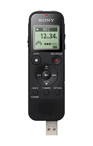 Sony ICD-PX470 Stereo Digital Voice Recorder with Built-in ...
