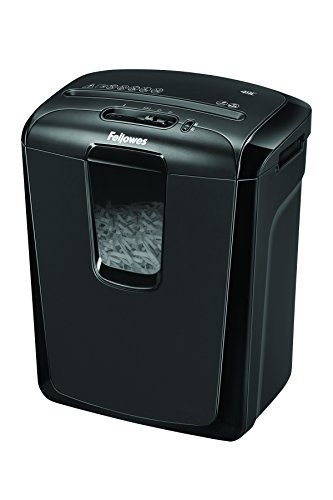 Fantastic Deal! Fellowes Powershred 49C 8-Sheet Cross-Cut Paper and Credit Card Shredder (4605801), ...