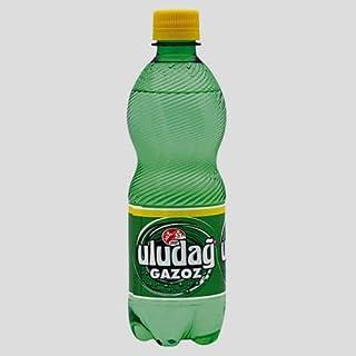 24 Flaschen Uludag Gazoz a 0,5L Türkisches Limonadenartiges