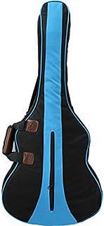 Best Nylon Cotton Guitar Bag|Guitar case|Guitar Backpack with Pocket|Gig Bag|Acoustic|Electric|Guitar Bag|Guitar case| (36 inch) Review