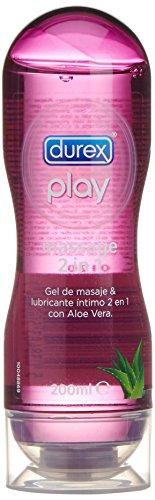 DUREX Play Masaje con Aloe Vera 2 en 1 200 ml