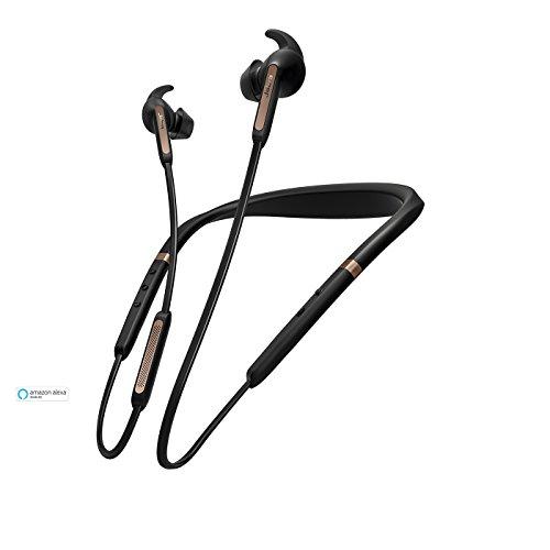 Jabra Elite 65e Wireless Noise Cancelling In-Ear Headphones - Copper Black