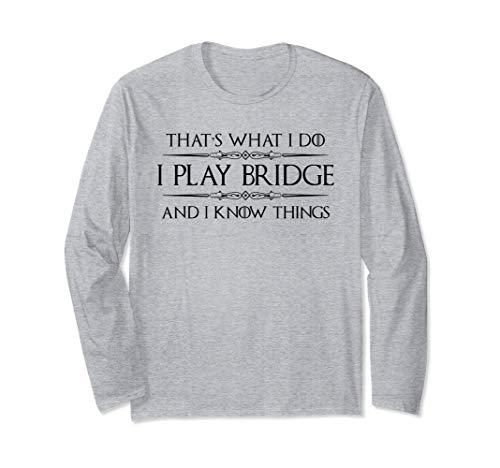 bridge player gifts i play