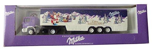 Milka - Weihnachten 1994 - Man - Sattelzug - von Albedo