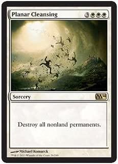 Magic: the Gathering - Planar Cleansing (29/249) - Magic 2014
