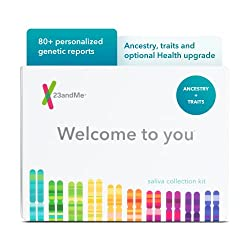 top 10 ancestry dna tests 23andMe Ancestry + Traits Service: Personalized genetic DNA tests in over 2000 geographic regions, …