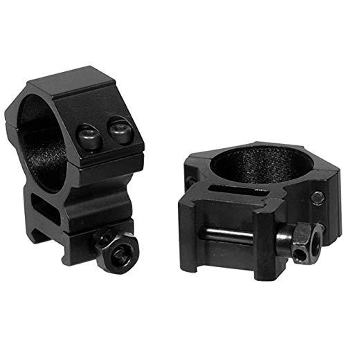 UTG 2 x Montage-Ring 30mm für Picatinny/Weaver Medium 14mm See-Trough RGWM-30M4