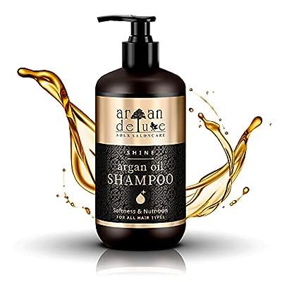Argan Deluxe Shampoo in