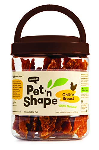 Pet 'n Shape Chik 'n Breast (16 oz)