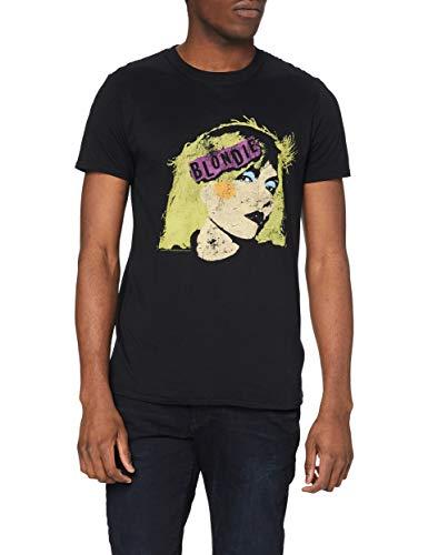 Men's Blondie Punk Logo T-shirt, S to XXL