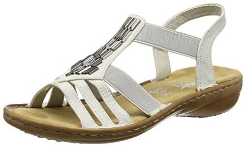 Rieker 60800, Romeinse sandalen Dames 36 EU