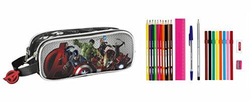 Avengers-Trousse Double Rempli 23 pièces (SAFTA 811527707)