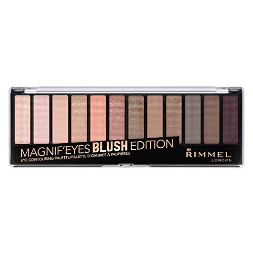 Rimmel London Magnifeyes Palette Blush Edition Paleta de Sombras Tono 2 - 14.16...