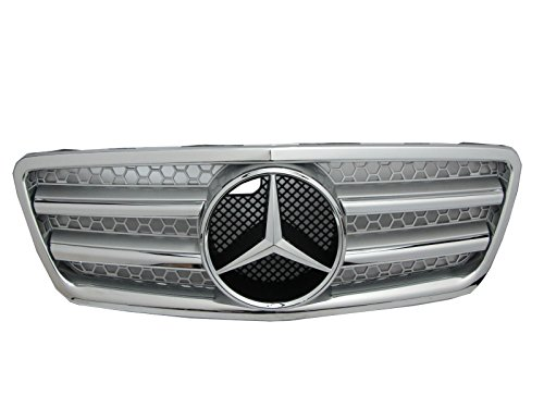 CABI for W210/T210 E-CLASS 2000-2002 FACELIFTED Sedan Wagon 4D/5D 2FIN GRILLE/GRILL
