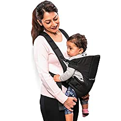 LuvLap Sunshine Baby Carrier (Black),Luvlap,baby,carrier,kids