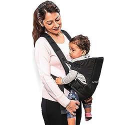 LuvLap Sunshine Baby Carrier (Black),Luvlap,baby,carrier,kids