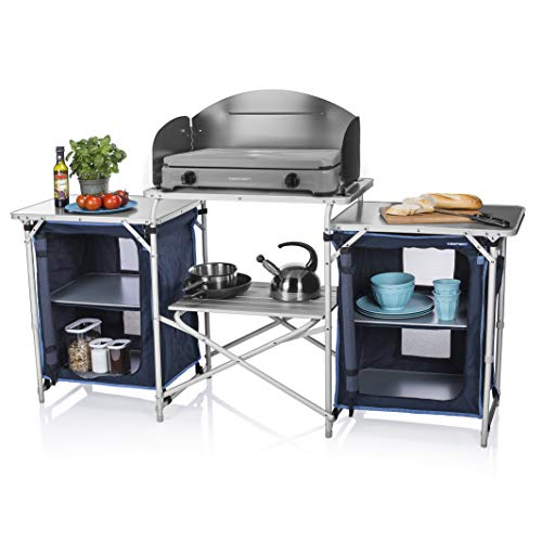 Campart Travel KI-0732 Camping Kitchen Malaga