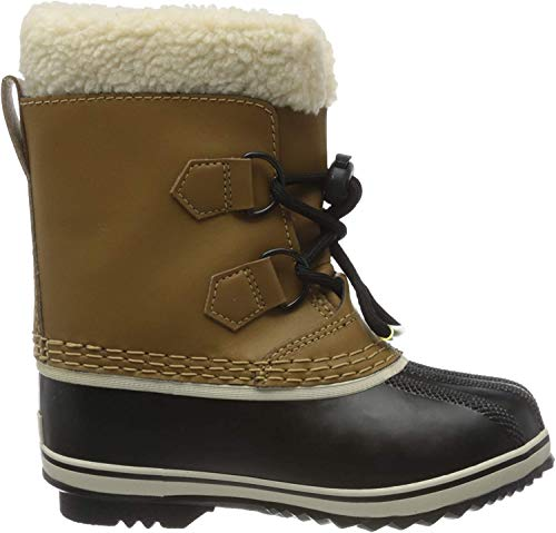 Sorel - Youth Yoot Pac TP Winter Snow Boot for Kids, Mesquite, 1 M US