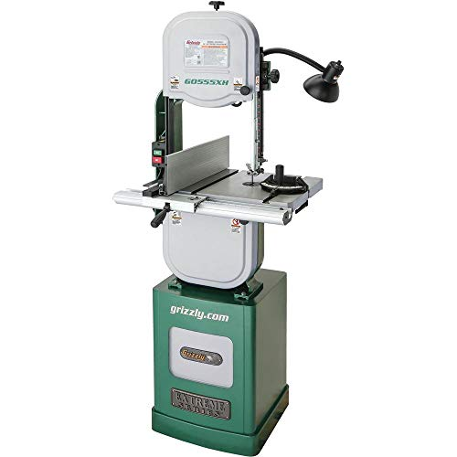 Grizzly Industrial G0555XH - 14' 1-3/4 HP Extreme Series Resaw Bandsaw