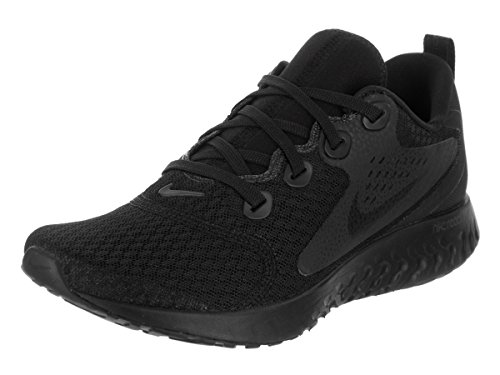 Nike Women's Legend React Running Shoes (Black/Black/Black)(6.5 (M) US)