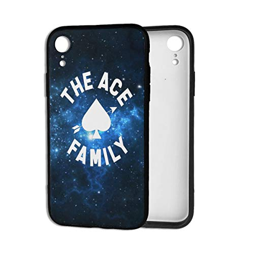 JamesMSmit The Ace Family iPhone XR Case,Scratch-Resistant and Shockproof,for 6.1 Inches