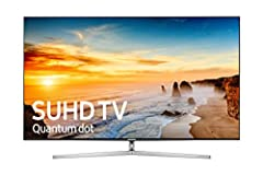 The Ultimate Flat 4K SUHD Picture powered by the Quantum Dot Color Drive. Fires off a billion more colors than HD TVs for a lifelike picture unlike anything else HDR 1000 mirrors the high contrast and vividness the way movie makers intended Advanced ...