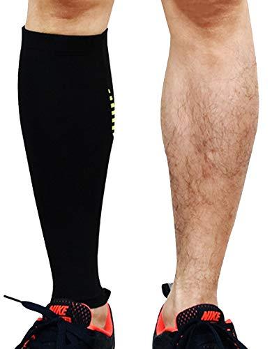 PengGengA Ropa Protectora De Compresión Rodillera Con Soporte De Baloncesto Para Hombres Y Mujeres Rodillera Para Voleibol, Fútbol, Bicicleta Negro L