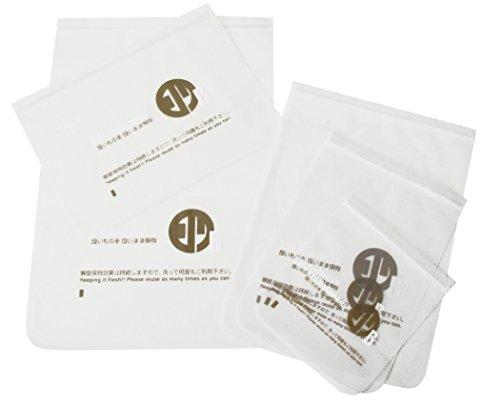 エンバランス新鮮チャック袋 バラエティセット T11315