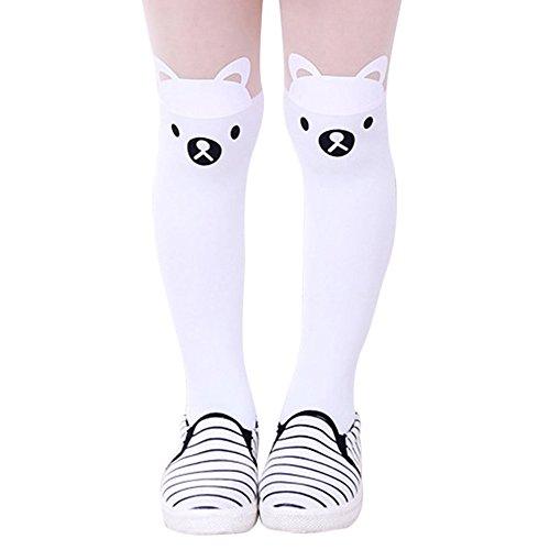 Solike Collants siamois pour les filles tout-petits enfants Pantyhose Chaussettes legging Piece...