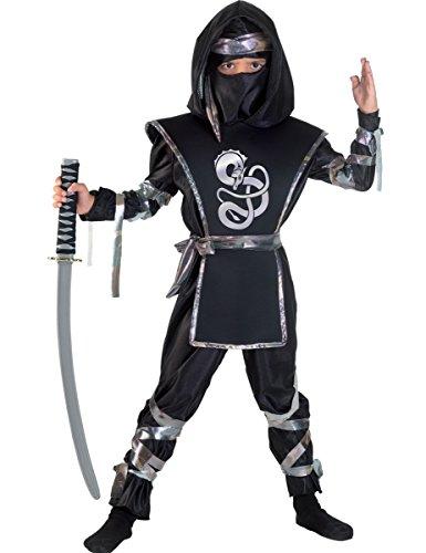 Aptafêtes - cs40706/6 - Dragon Ninja - maat 6 jaar