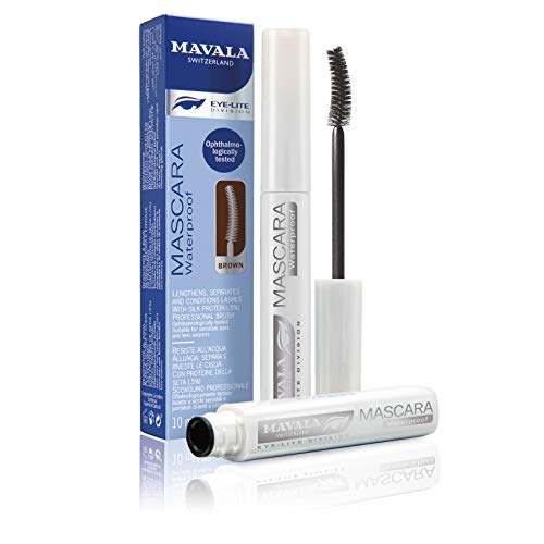 Mavala Mascara Waterproof braun