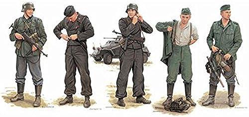 mejor marca 1 1 1 35 German Warriors 1940-45 (5) by Dragon Models USA  suministro de productos de calidad