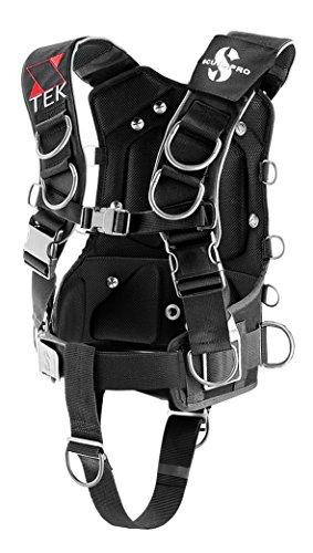 Scubapro X-Tek Form Harness System Without Back Plate or Crotch Strap