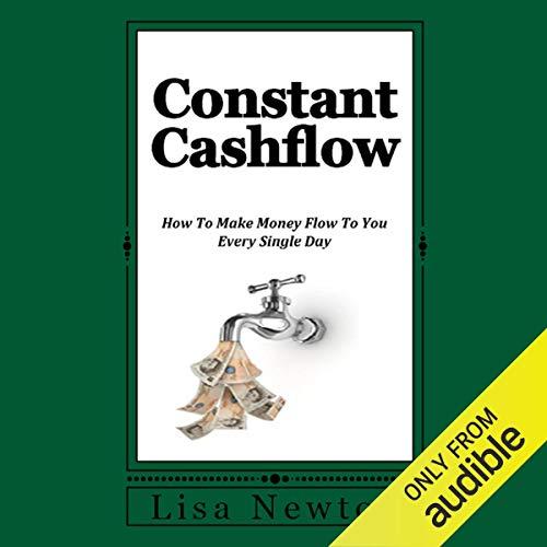 Constant Cashflow audiobook cover art