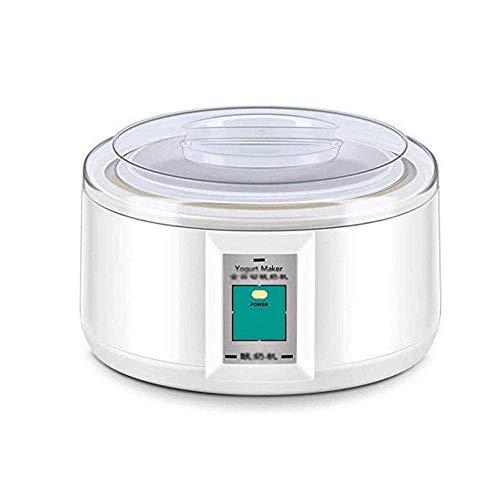 Zixin Máquina de Yogurt de 1.5L, Fabricante automático de Yogurt, Fabricante de Helados electrónicos, máquina automática de Yogurt Digital