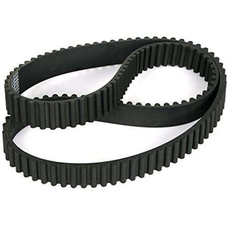 540-5M-15 HTD Timing Belt 5 mm pitch 15 mm large 540 mm de long-Free del