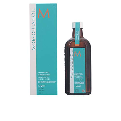 Moroccanoil Light Óleo de Argan Tratamento 200ml